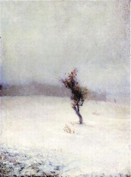 john la farge snow-storm